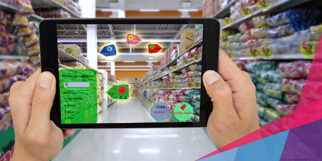 A Retail AR APP is a New Way to Engage with Customer